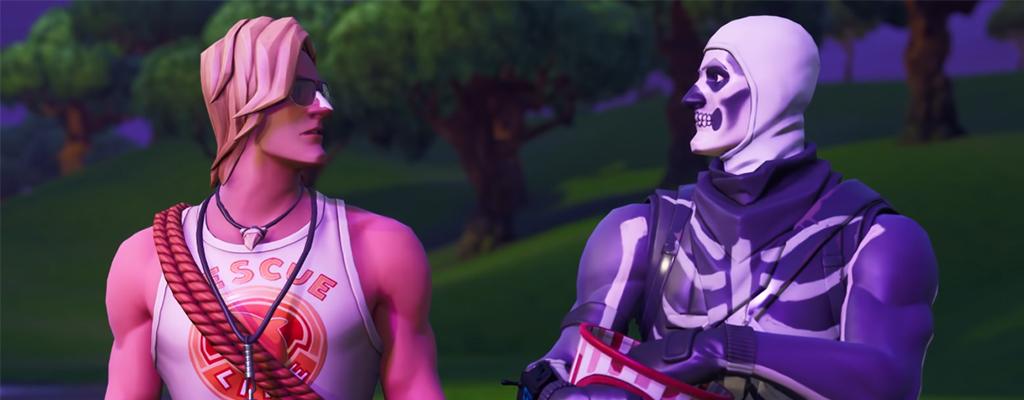 Fortnite hat nun Riesenspinne und Geister – Fans warten auf Skelett-Skin