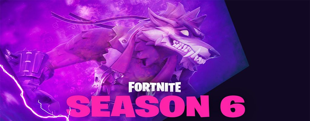 Fortnite Season 6 Teaser 3 Titel