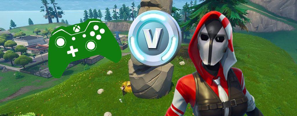 Fortnite Support Xbox Vbucks