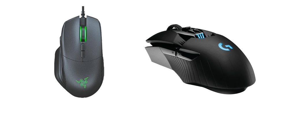 Spart 40 Euro bei Gaming-Maus-Bundles von Saturn