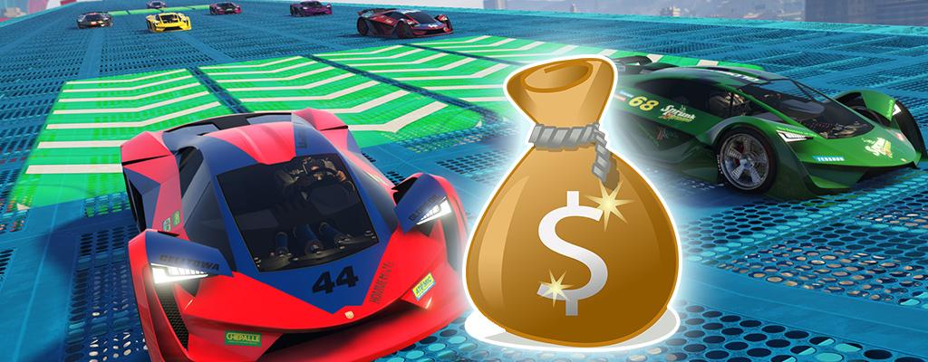 Alle Fahrzeuge in GTA 5 Online kosten so viel wie 65 neue AAA-Spiele