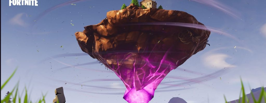 Fliegende Insel in Fortnite bewegt sich jetzt – Fans finden raus, wohin