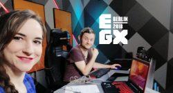 MAX auf der EGX