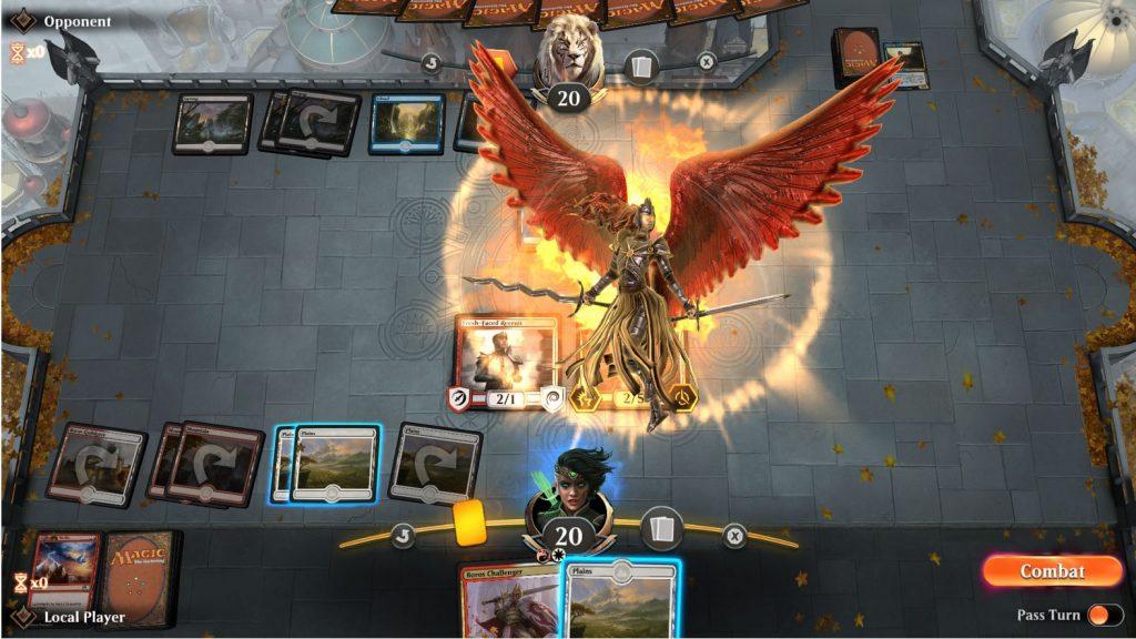 Magic The Gathering Arena MTGA Gameplay 1
