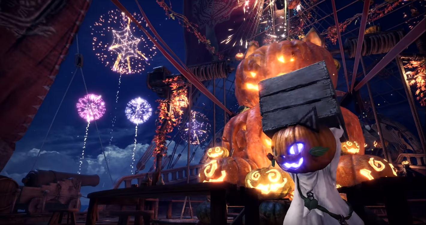 Monster-Hunter-World-Halloween
