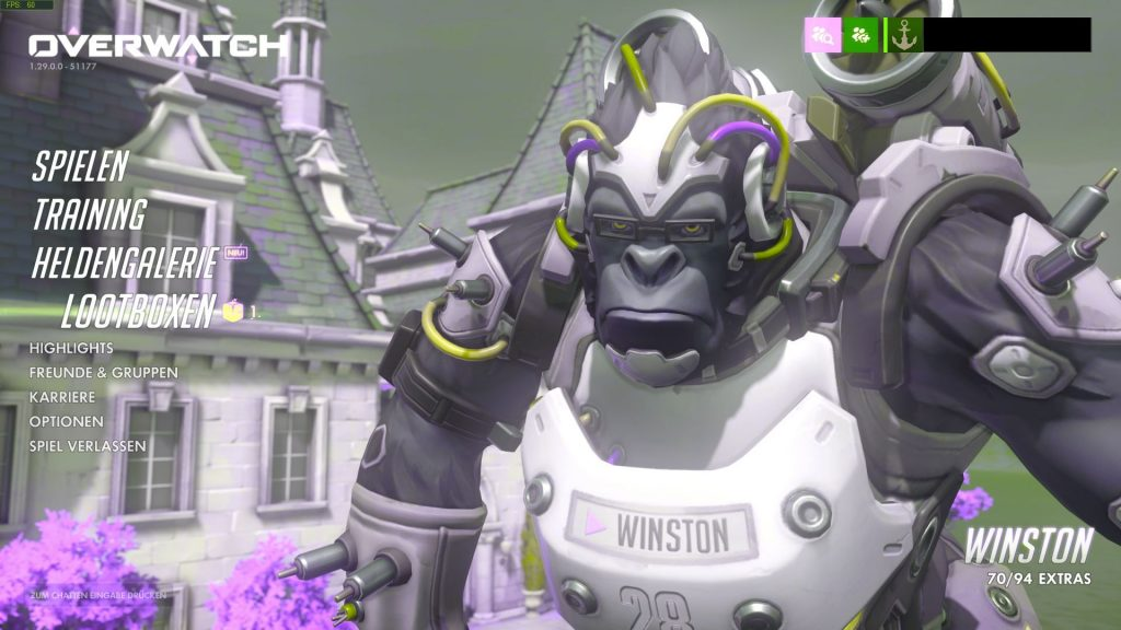 Overwatch Screenshot Farbenblind Tritanopie