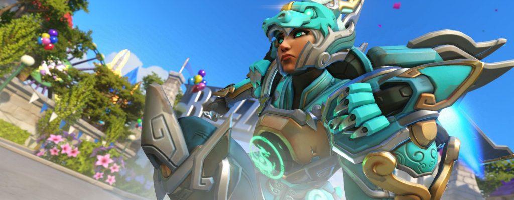 Die Overwatch-Heldin Pharah bekommt ein Update, das niemand wollte
