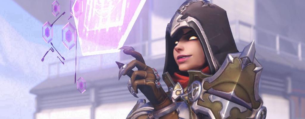 Overwatch: Diesen Dämonenjäger-Skin bekommt Sombra mit der BlizzCon