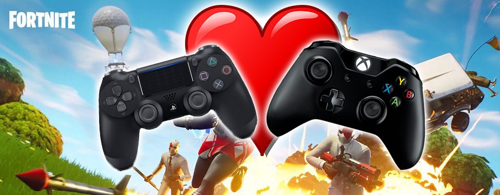 PS4 Xbox Crossplay3
