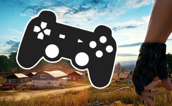 PUBG PS4 Titel