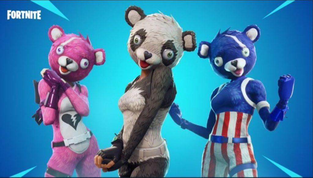 Panda-Fortnite