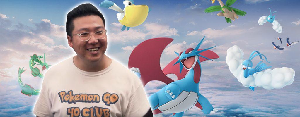 Pokémon GO Brandon Tan Titel