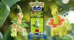 Pokémon GO Community Day Endivie