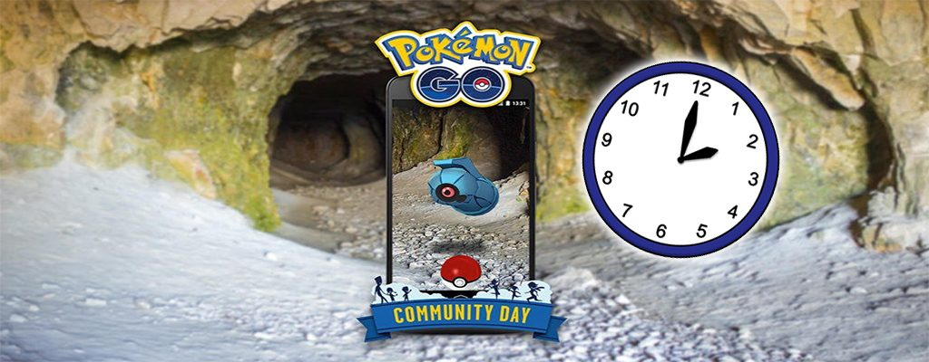 Pokémon GO Community Day Tanhel