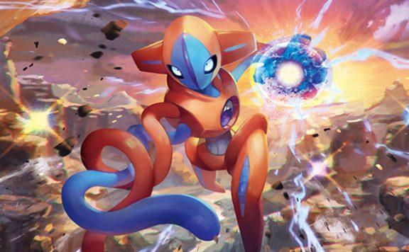 Pokémon GO Deoxys