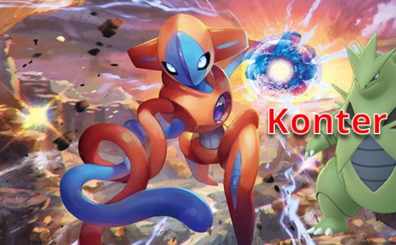 Pokémon GO Deoxys Konter Titel