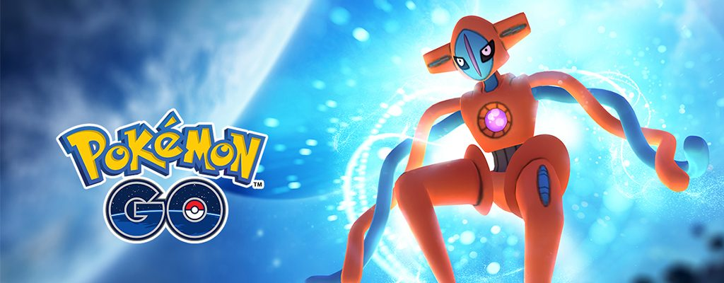 Pokémon GO Deoxys Titel2