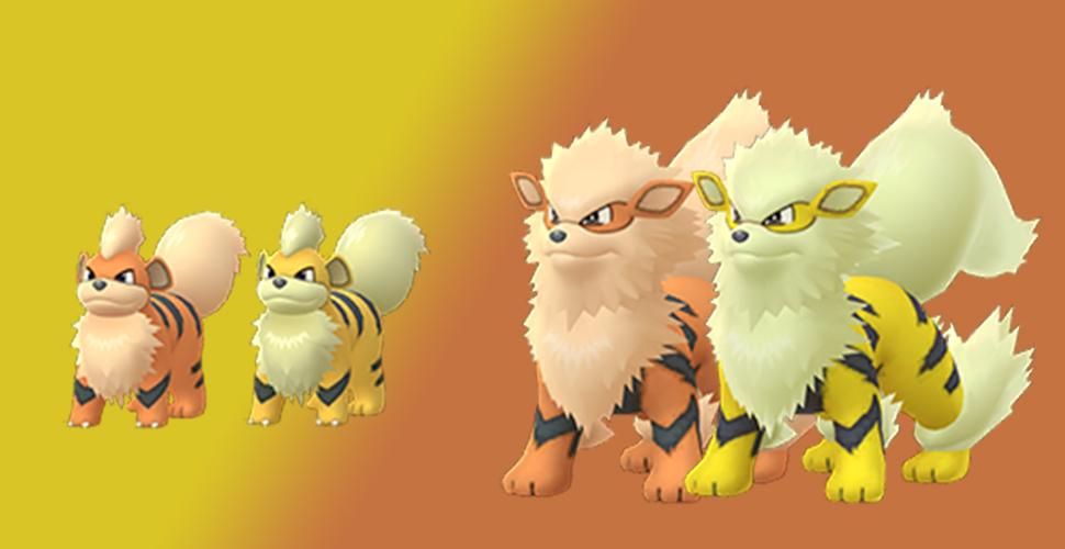 Pokémon GO Fukano Shiny
