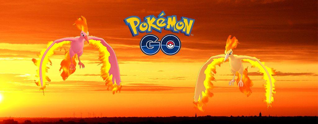Pokémon GO Lavados Titel