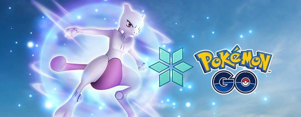 Pokémon GO Mewtu Eis