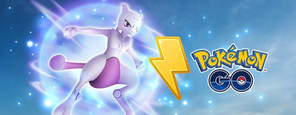 Pokémon GO Mewtu Elektro