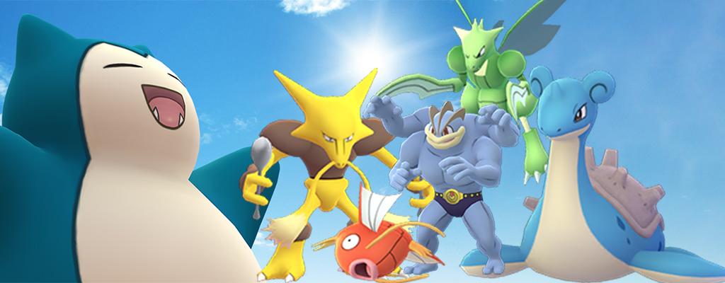 Diese neuen Raid-Bosse gibt's in Pokémon GO jetzt zum Kanto-Event