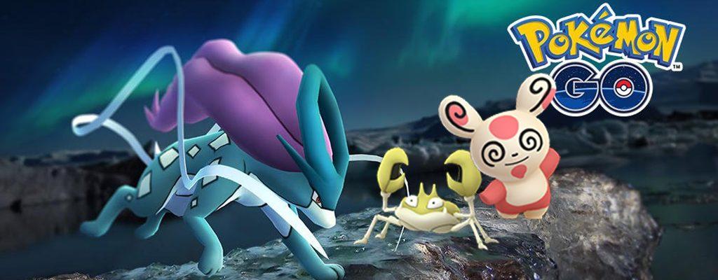 Pokémon GO Shiny Oktober Titel
