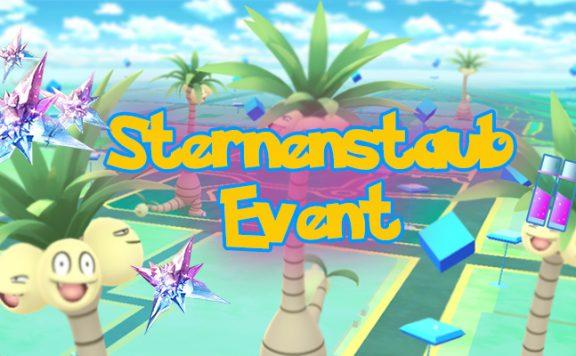 Pokémon GO Sternenstaub-Event Titel Guide