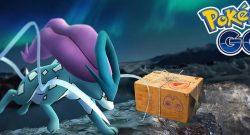 Pokémon GO Suicune Forschung