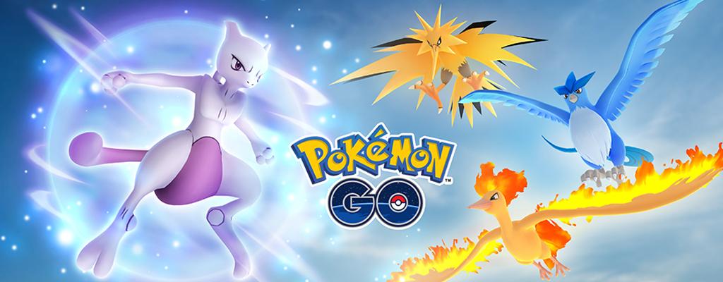 Ultra-Bonus in Pokémon GO bringt Mewtu in Raids, Tauros aus Eiern