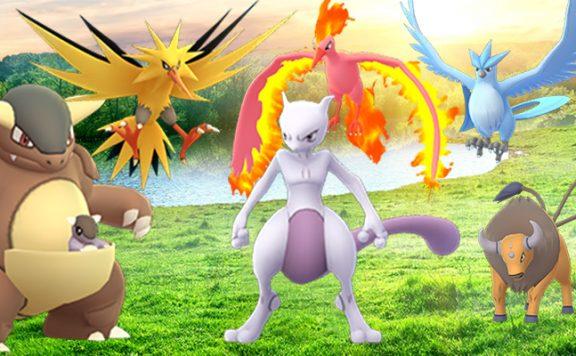 Pokémon GO Ultra Event Titel
