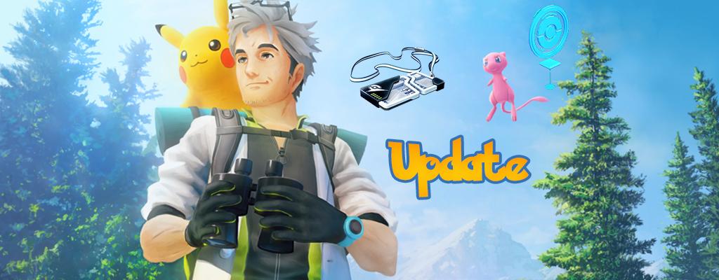 Pokémon GO: Update 0.119.1 – Teilen von EX-Raid-Pässen, neue Attacke