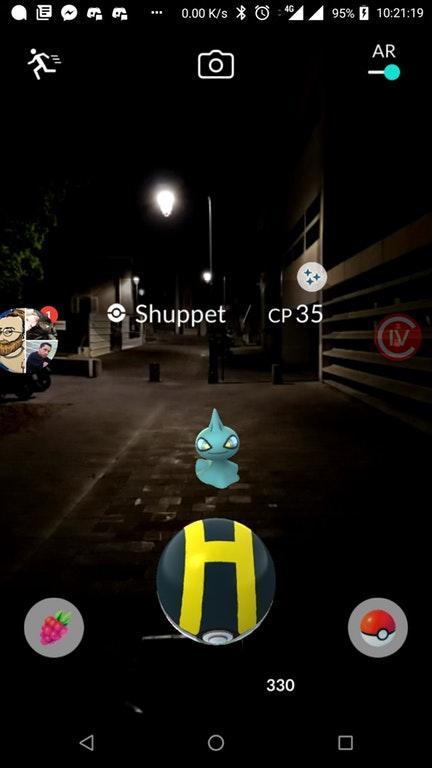 Pokémon Shiny Update