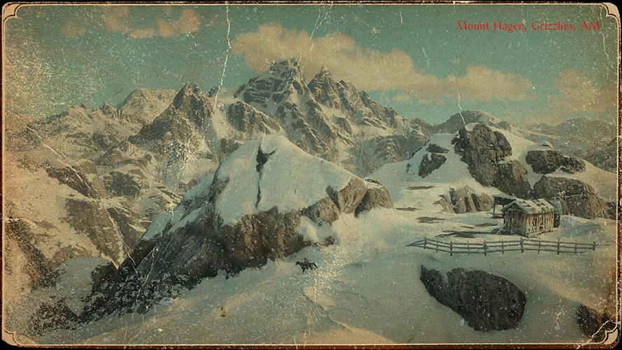 RDR 2 Mount Hagen