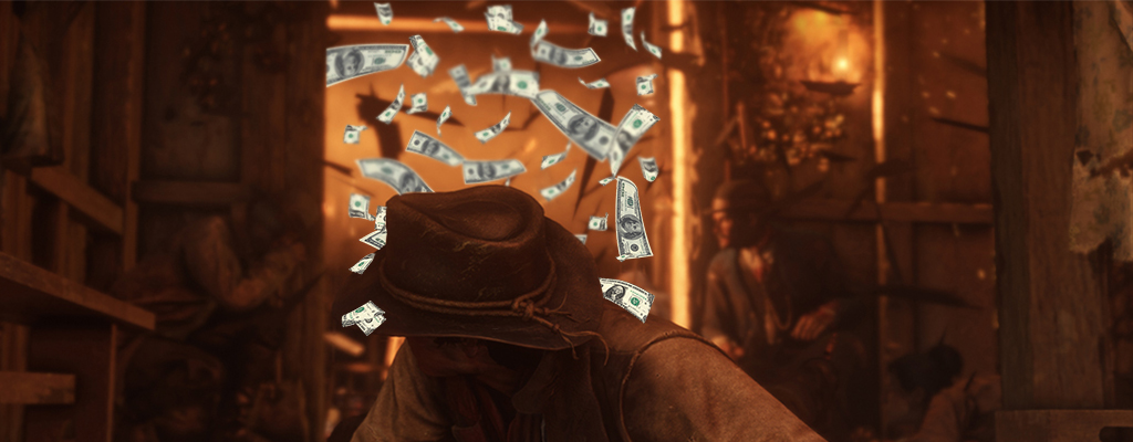 Red Dead Online schenkt Euch jetzt Geld und Goldbarren