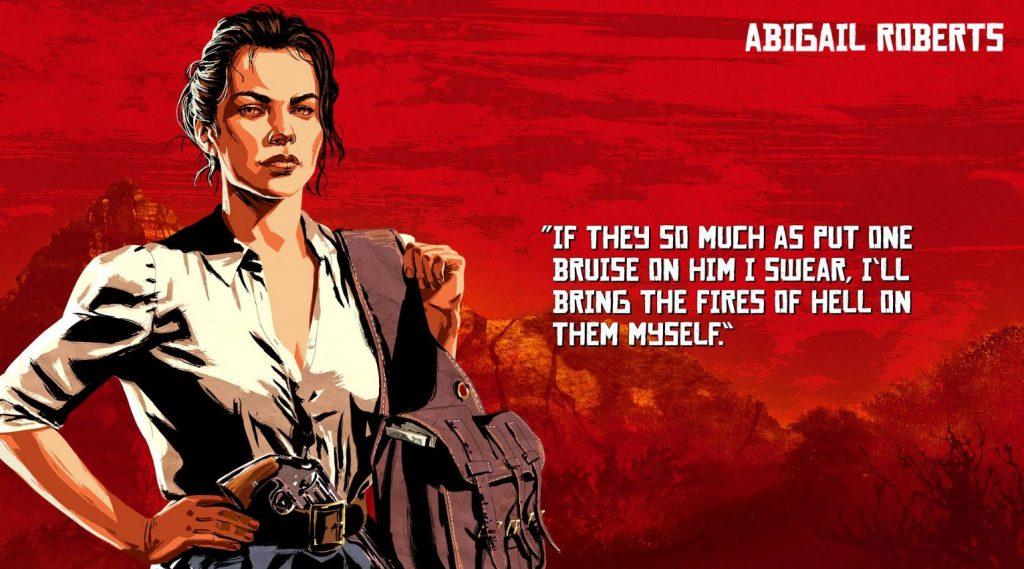 Red Dead Redemption 2 Roberts Artwork