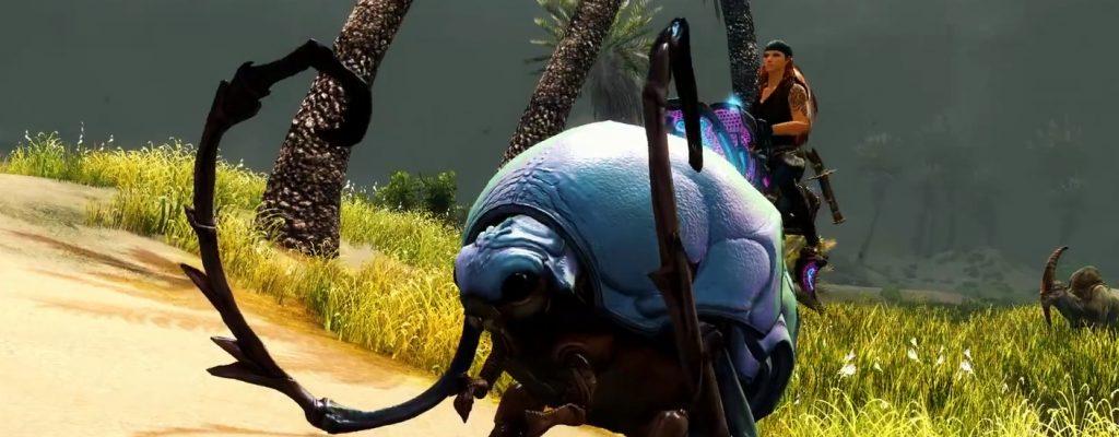 Guild Wars 2 bringt Rollkäfer-Rennen, die sich Fans so sehr gewünscht haben