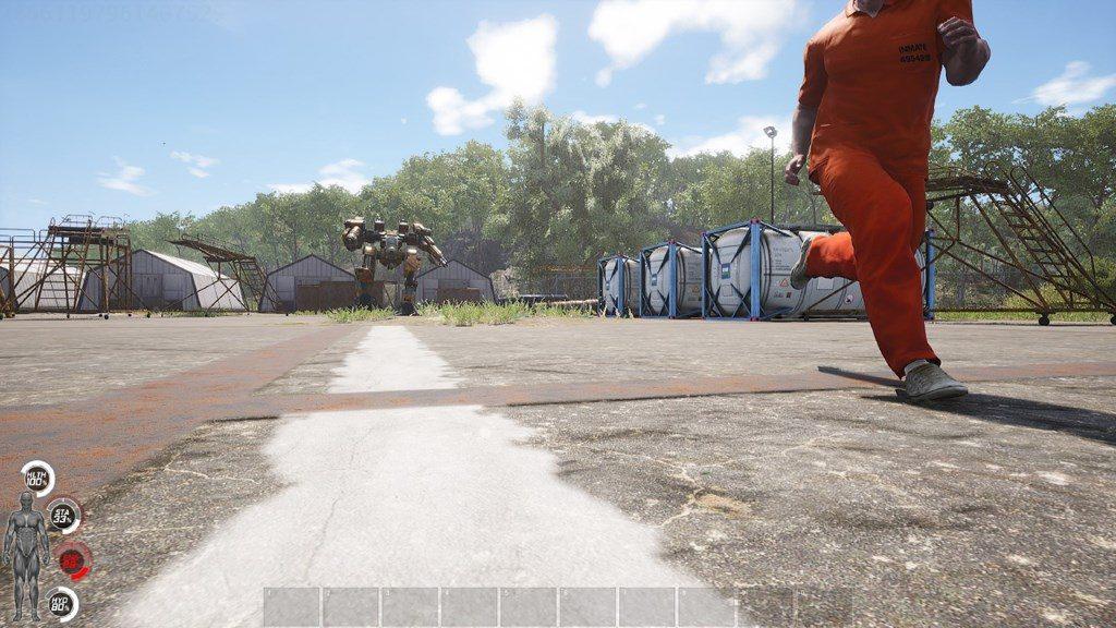 SCUm Sentry Robot