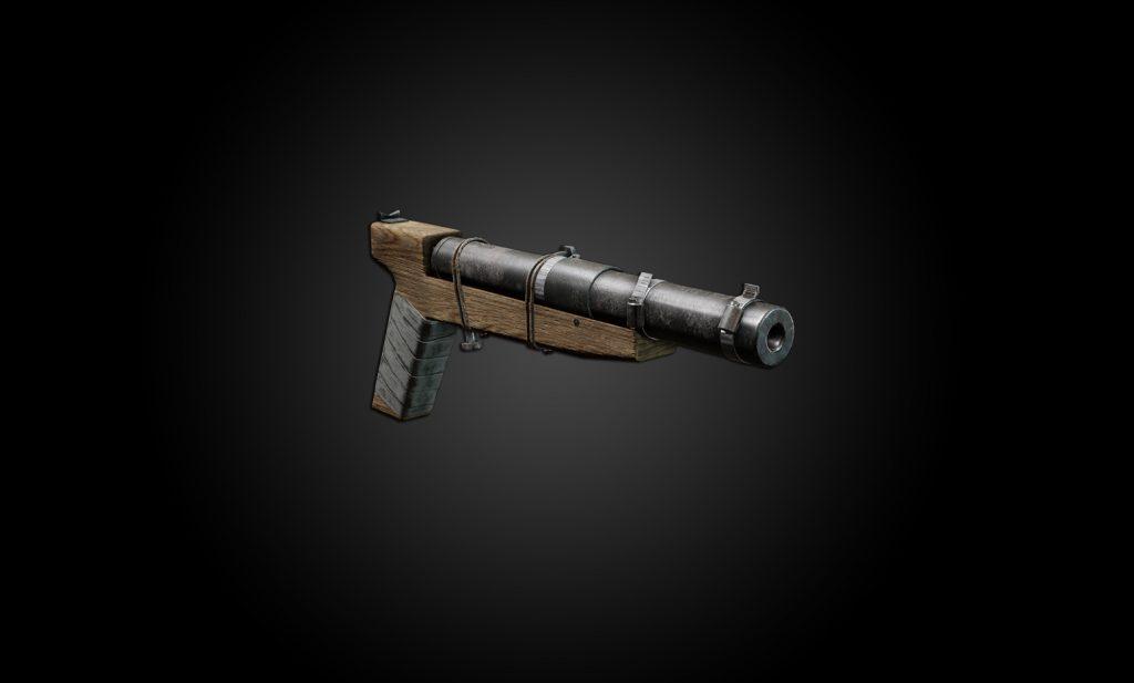SCum-Pistole