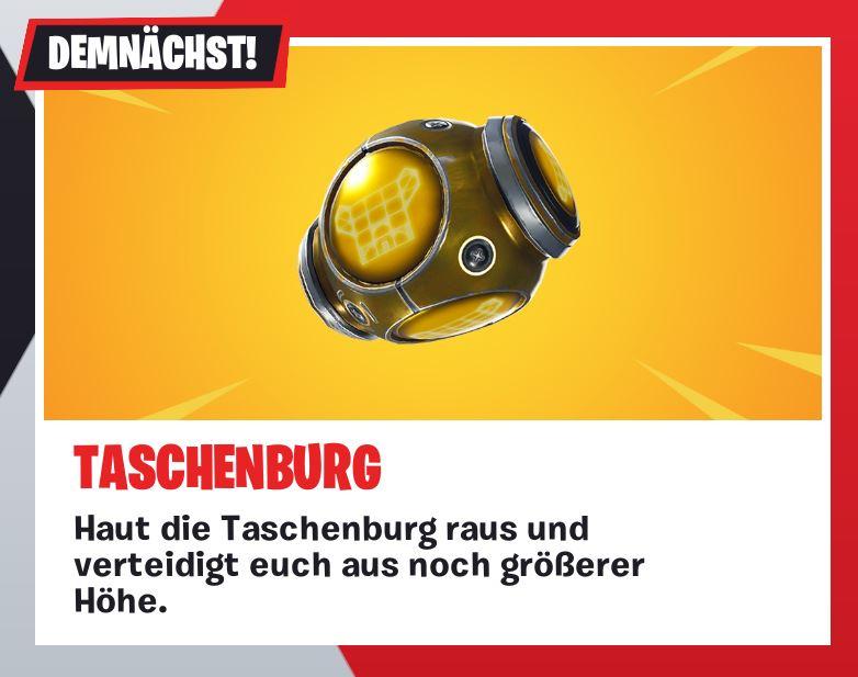 Taschenburg-Fortnite