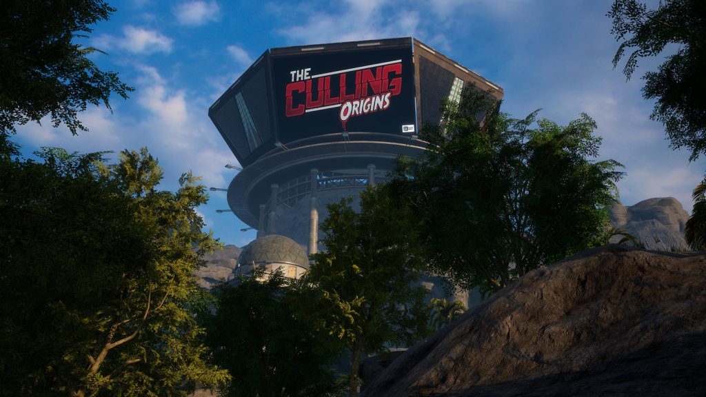 The Culling origins Screen Schild