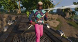 The Culling origins Screen jagd Titel pink