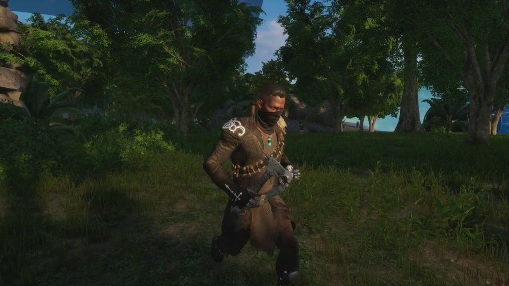 The Culling origins Screen outlaw