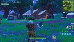Fortnite neues Haus Wailing Woods