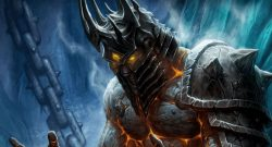 WoW Bolvar Fordragon Lich King