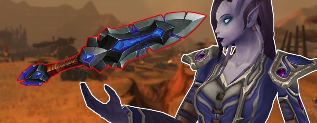 """World of Warcraft will an """"kriegsgeschmiedet"""" festhalten"""