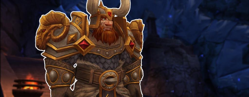 WoW Dwarf Heritage Armor title