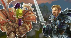 WoW Mensch gegen Orc Stromgarde Kriegsfront Titel