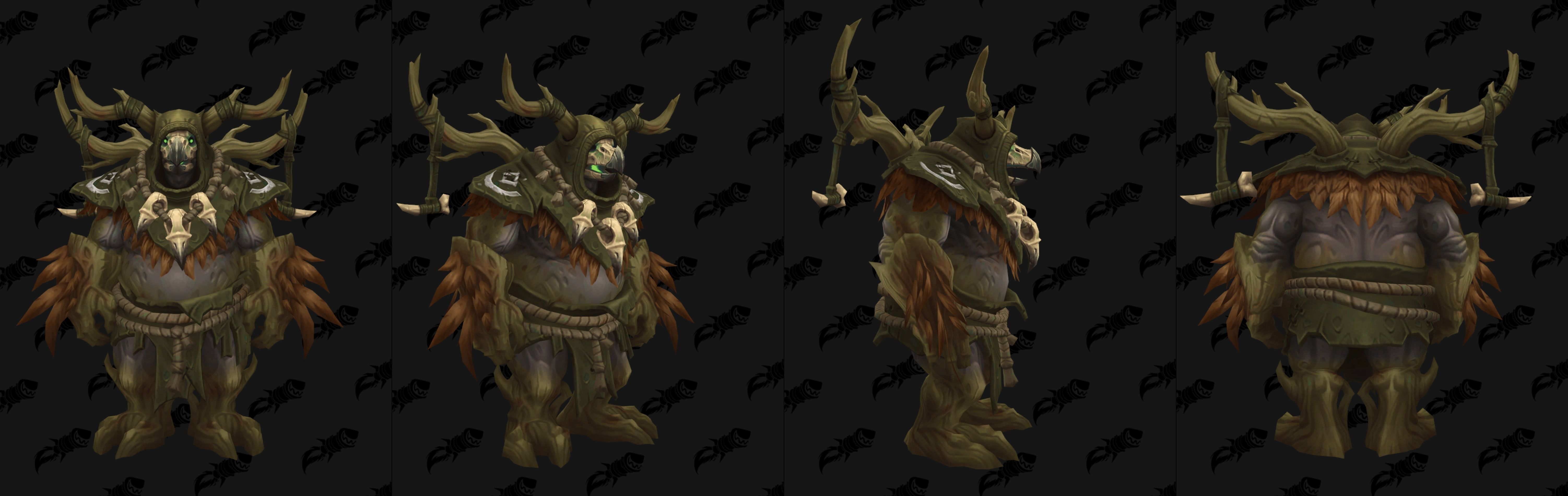 WoW Moonkin Form Kul Tiran 2