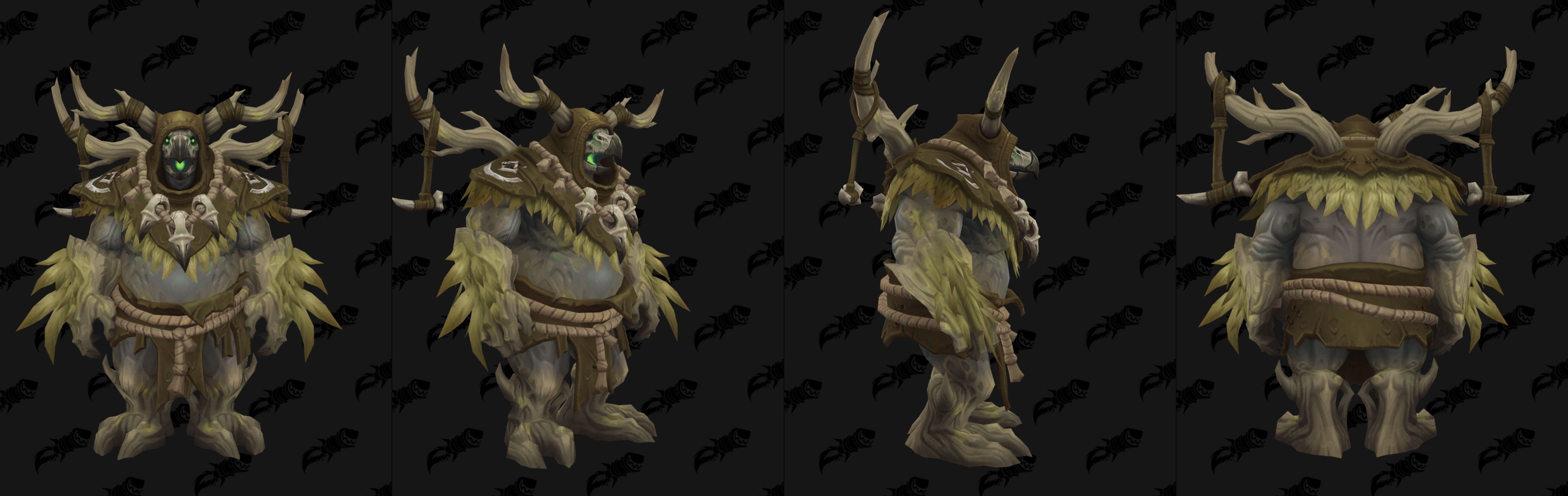 WoW Moonkin Form Kul Tiran